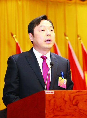 惠山區四屆人大五次會議隆重開幕
